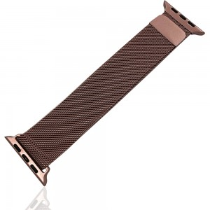 iWatch 38mm / 40mm - Stainless Steal Milanese Loop Pink