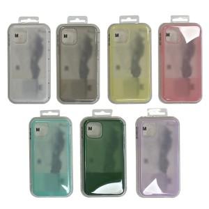 iPhone 11 Pro Max - Silicone & PC Phone Case