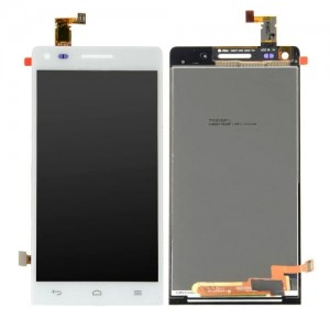 Huawei Ascend G6 - Full Front LCD Digitizer White