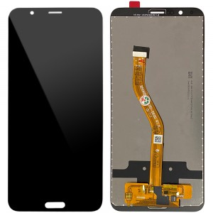 Huawei Honor View 10 / Honor V10 - Full Front LCD Digitizer Black