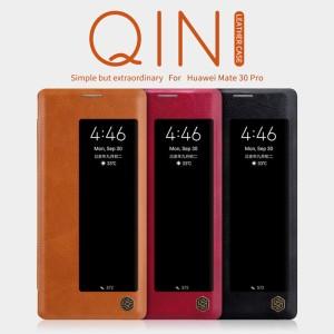 Huawei Mate 30 Pro -  NILLKIN Qin Leather Case