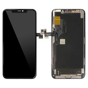 iPhone 11 Pro Max - OEM Full Front OLED Digitizer Black