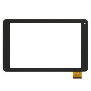 Universal 10.1 inch - Front Glass Digitizer Black PB101JG2434