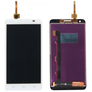 Huawei Ascend G750 - Full Front LCD Digitizer White