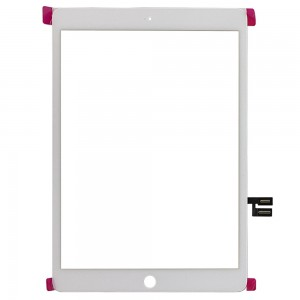 iPad 10.2 (2019) A2198 / A2232 - Front Glass Digitizer White